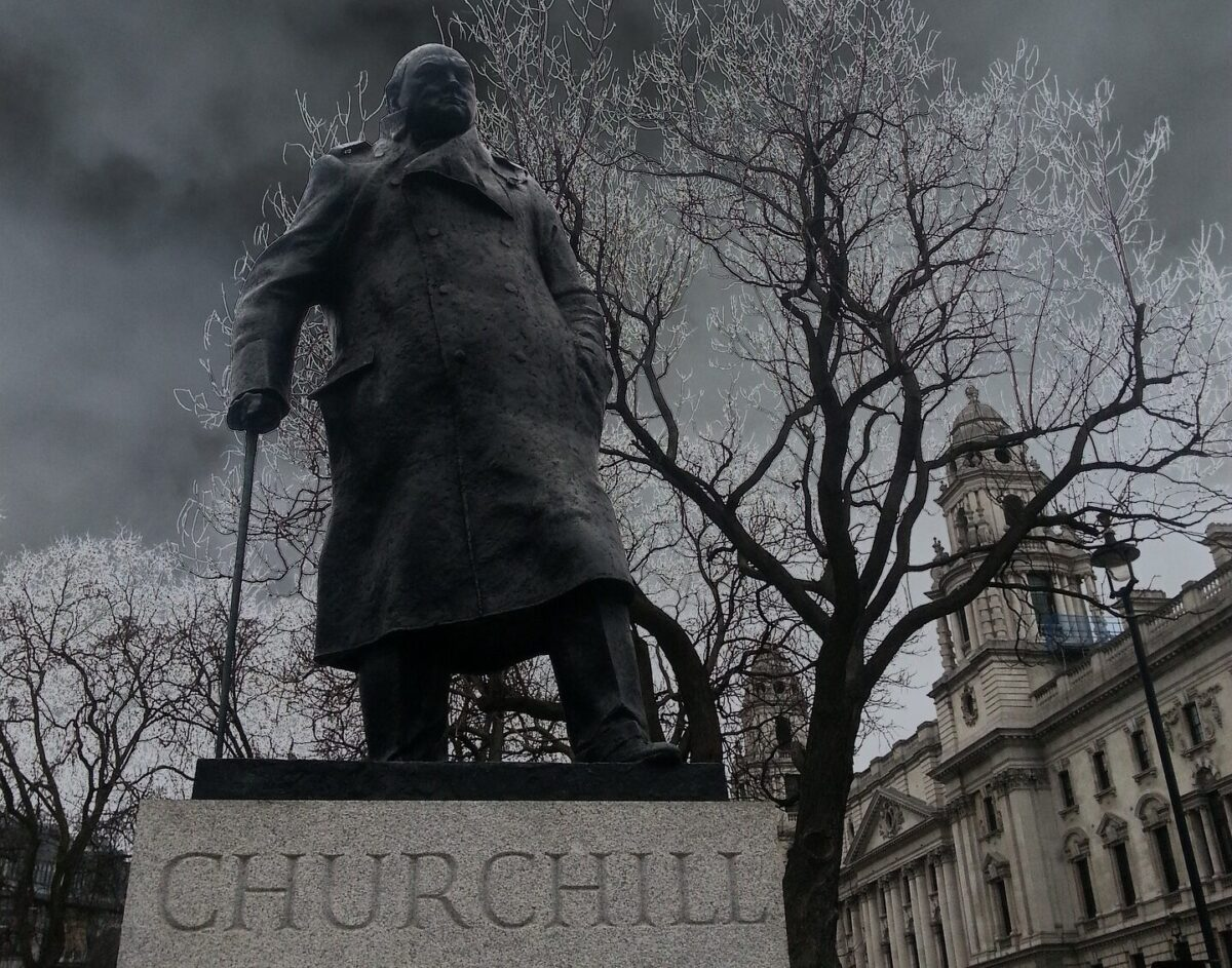 Will Churchill's Statue Be Next to Fall?