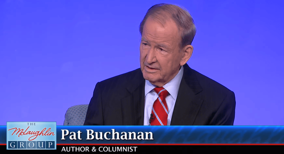 Pat Buchanan: McLaughlin Group