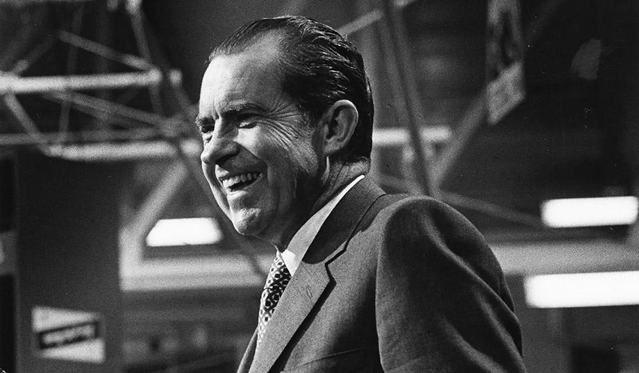 50 Years Ago: The Day Nixon Routed the Establishment
