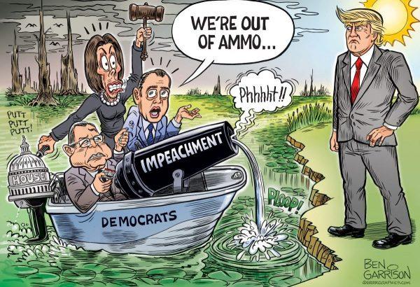 Is Impeachment Backfiring on Democrats?