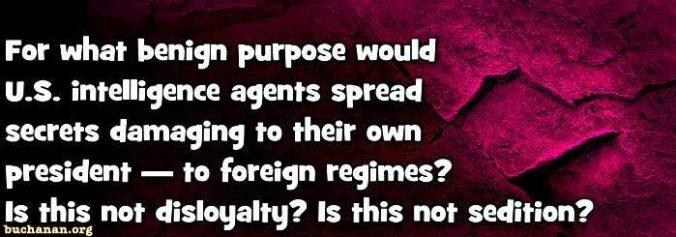 An Obama Plot to Sabotage Trump?