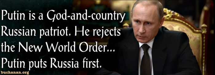Is Putin the 'Preeminent Statesman' of Our Times?