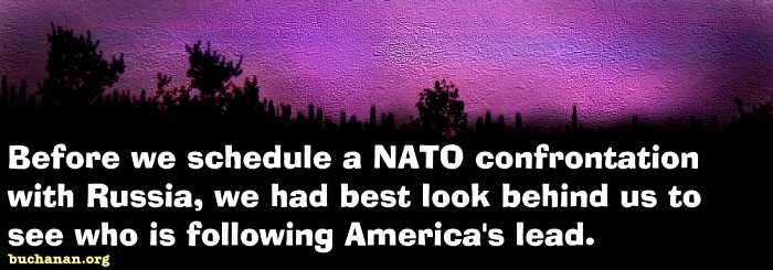 NATO-Russia Collision Ahead?