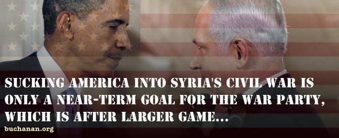 Goading Gullible America Into War