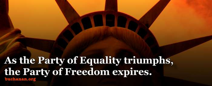 Liberty versus Equality