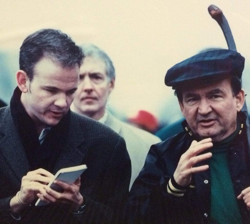 Pat-1996-St. Patricks Day in Chicago-Courtesy Bloomberg
