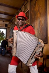 C.J. Chenier and the Red Hot Louisiana Band