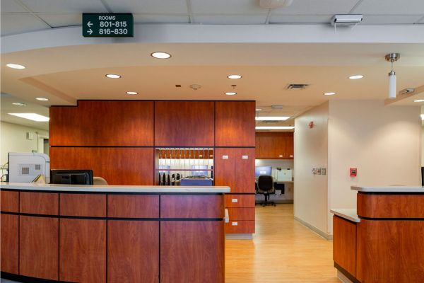 Lexington Medical Center Tower Finishes Project