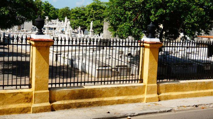 Le cimetière, pour JojoJcf