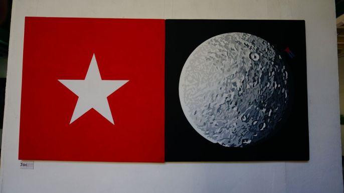 Cuba a marché sur la lune!