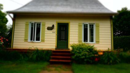 La maison de la famille Lafleur