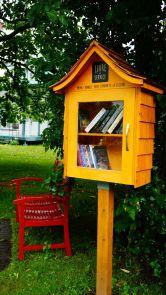 La bibliothèque du village