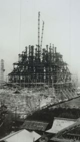 Un image de la reconstruction du début du XXè siècle