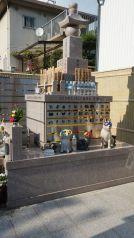 Un temple (avec mausolée) pour animaux de compagnie