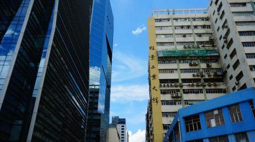 Cette image résume/schématise l'architecture à HK