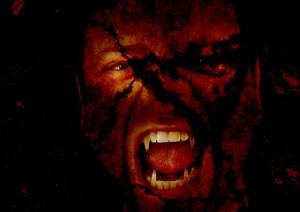Vampire und der rote Mond (Foto: geralt / pixabay.de)