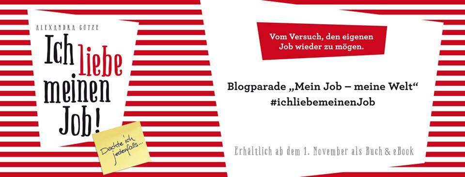 Blogparade #ichliebemeinenjob – glücklich unglücklich an der Uni