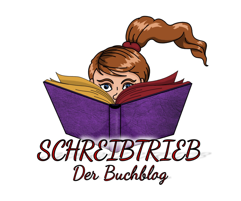 Mein neues Buchblog-Logo