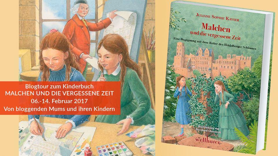 Blogtour: Malchen und die vergessene Zeit von Juliane Sophie Kayser: Interview