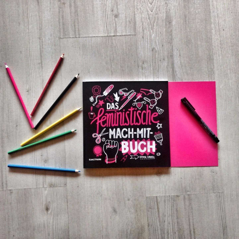 Das feministische Mach-Mit-Buch – Gemma Correll