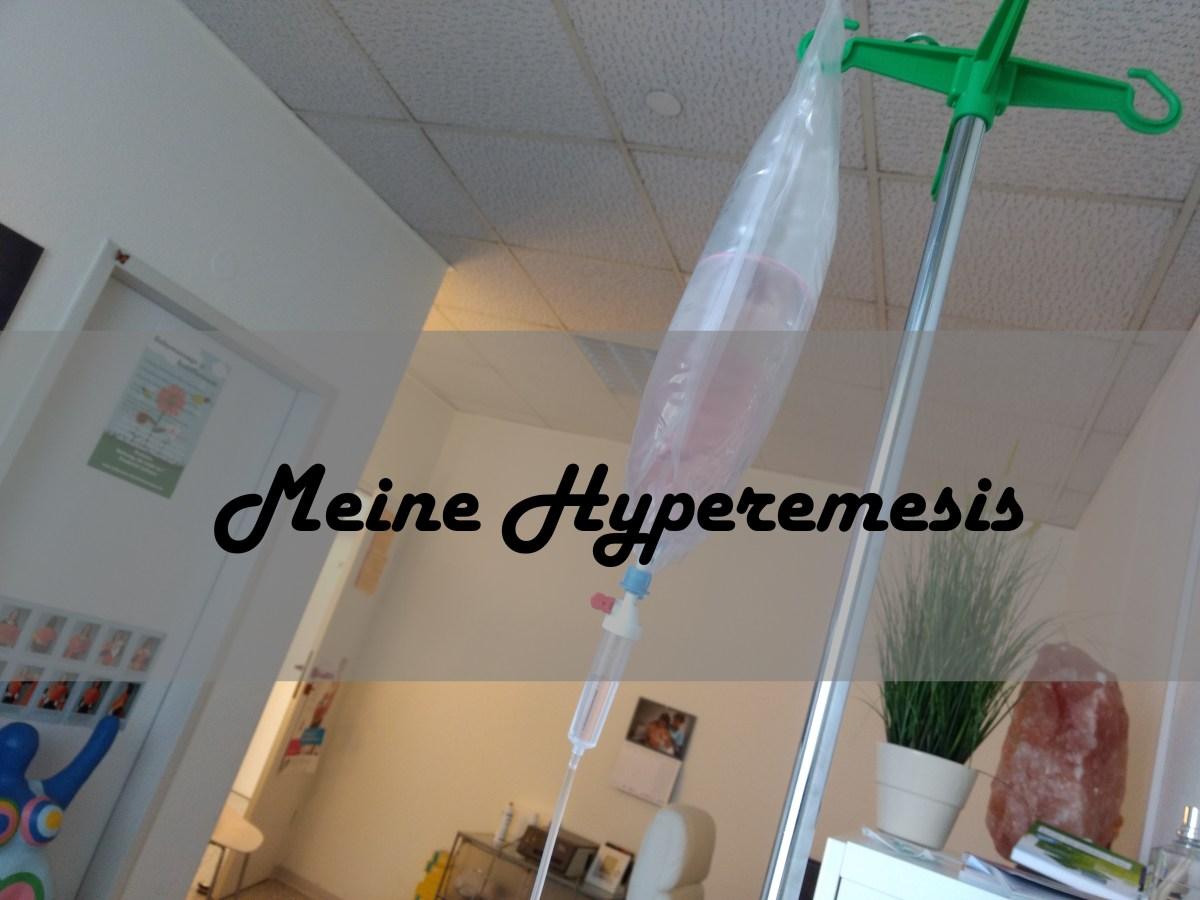 Meine Hyperemesis - vier Schwangerschaften, vier Fälle