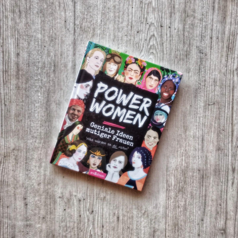 Power Women – meine Heldinnen und ein Gewinnspiel
