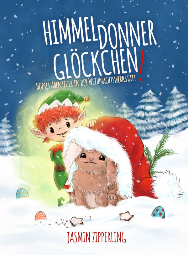 1 – Jasmin Zipperling, der Anti-Grinch