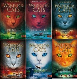 warrior cats staffel 1