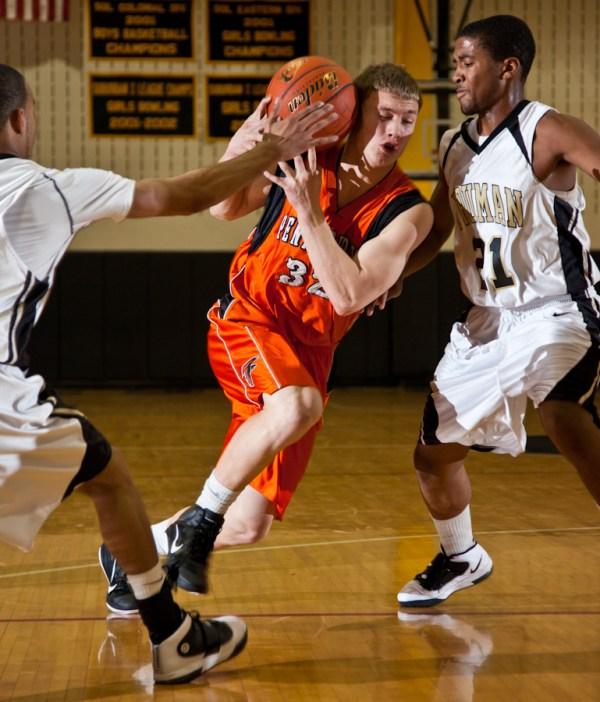 Mens Basketball: Pennsbury at Truman | Bucher Photography