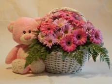 Nou nascut cosulet roz
