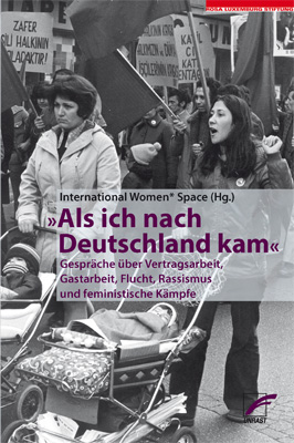 "15.11.2019 International Women* Space e. V.  – ""Als ich nach Deutschland kam"""