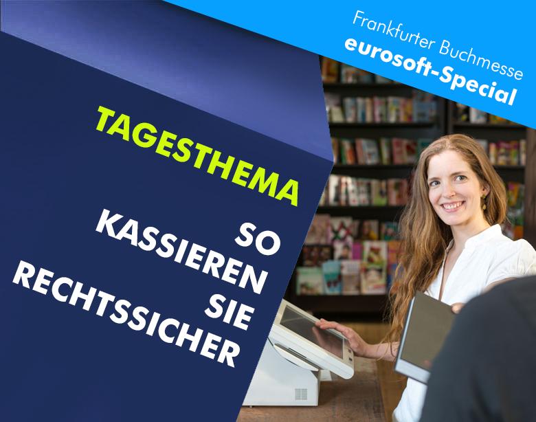 Frankfurter Buchmesse eurosoft Kasse