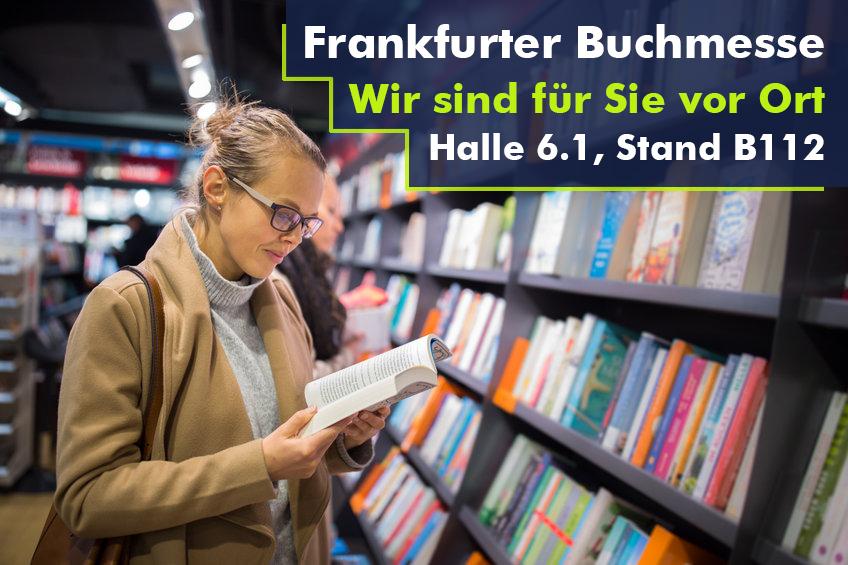 eurosoft IT GmbH ist auf der Frankfurter Buchmesse 2021