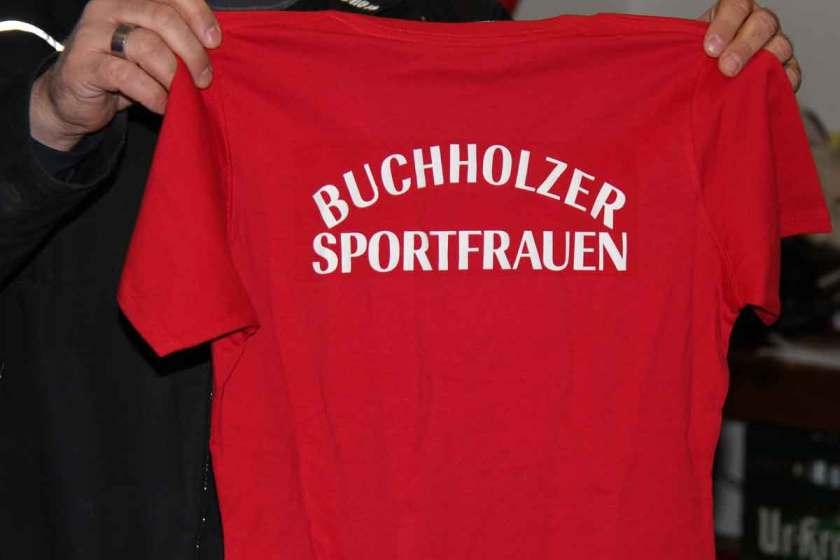 T-Shirt Sportfrauen
