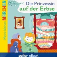Mein erstes Bilderbuch-eBook - Die Prinzessin auf der Erbse