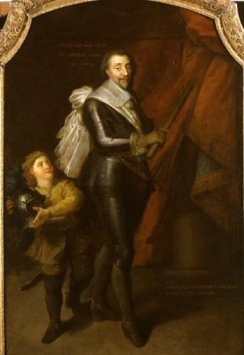 Henri I. de Bourbon, prince de Condé
