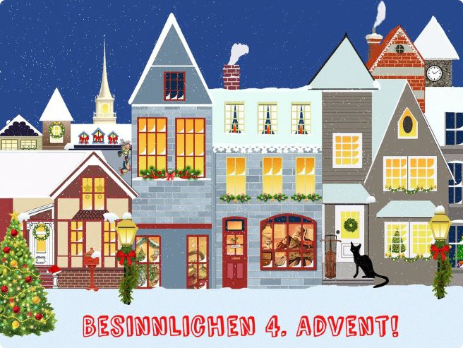 4. Advent rund