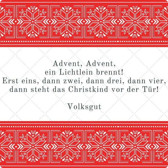 advent advent rund