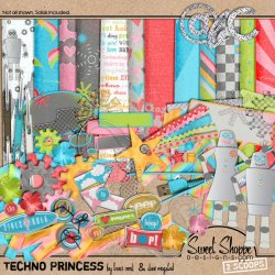 techno-princess