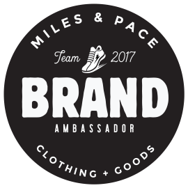 Team Miles & Pace 2017-2018