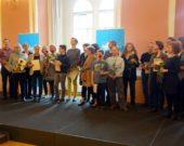 Preisverleihung Gütesiegel Leseförderung 2019
