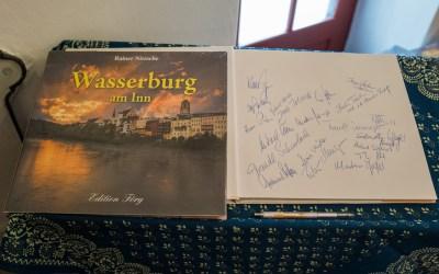 Wasserburg am Inn – ein neues Buch
