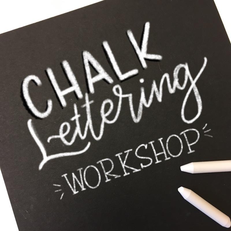 Chalk-Lettering Workshop