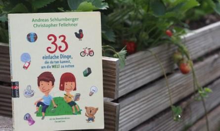 33 einfache Dinge, die du tun kannst, um die Welt zu retten