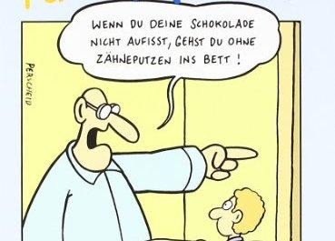 Perscheid, Martin: Das Cartoonbuch für Väter