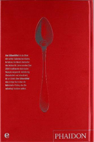 Der Silberlöffel: Die Bibel der italienischen Küche: vollständige Neuausgabe - 2