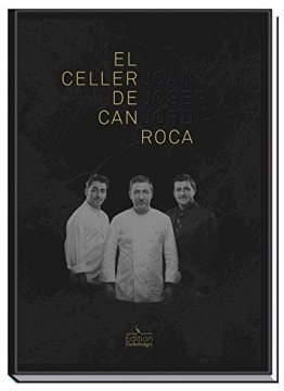 El Celler de Can Roca - DAS BUCH - 1