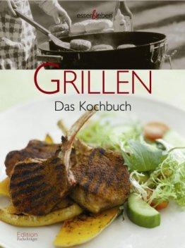 Grillen: Das Kochbuch mit Weintipps. essen & leben - 1