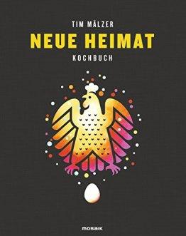 Neue Heimat: Kochbuch. Mit über 100 Rezepten, in hochwertiger Ausstattung mit Leineneinband, Tiefprägung und Lesebändchen - 1
