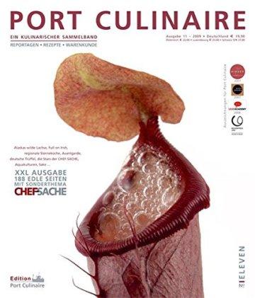 PORT CULINAIRE ELEVEN - Band No. 11: Sicherer Hafen für Gourmets - 1